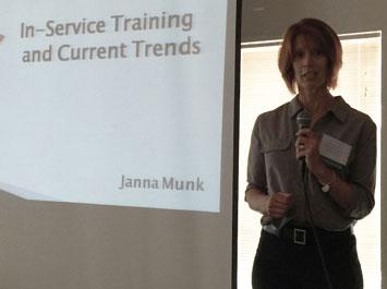Janna Munk CACITA Presentation