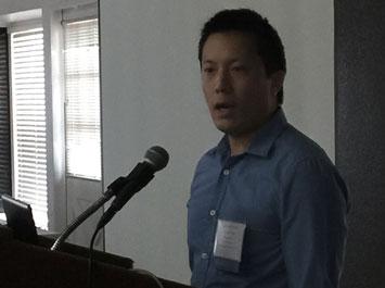 Speaker Presenting at CACITA